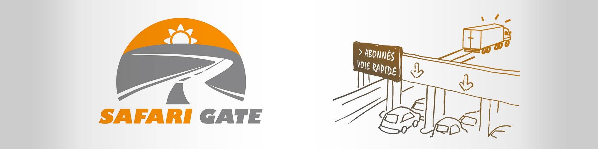 Safari Gate